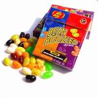 bean boozled game - Free shiping box Crazy Sugar Magic Beans Harry Potter beans Boozled Trick Game Sugar bean boozle