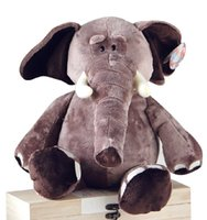 baby brother doll - NICI elephant doll fierce jungle brothers plush toys birthday gift Kawaii Cute Plush Baby Toy Kids Gift