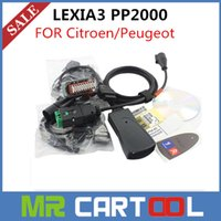 automotive pin - Citroen Peugeot LEXIA3 Diagnostic Tool PP2000 Latest Version lexia diagbox V7 With Pin cable