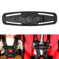 Cheap 2015 New Cool Car Baby Safety Seat Strap Belt Harness Chest Child Clip Nylon Safe Buckle