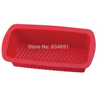 baking bread loaf - Baking Essentials Silicone Loaf Pan Bakeware Silicon Bread Mold