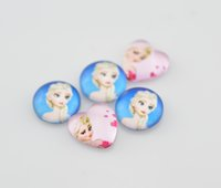 disney wholesale - Disney Frozen Character Elsa Custom Floating Charm for Floating Memory Living or Origami Owl Jewelry Locket Necklace Jewelry