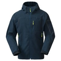 Wholesale Elephant Brand Softshell Polartec Fleece Hiking Jacket Men Windproof Breathable Sport Outdoor Clothes Warm Climb Camping Jackets