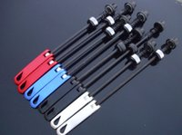 Wholesale Bicycle Quick Release Lever Mountain Bike Front and Rear Hub Skewers