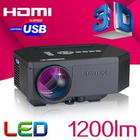 320x240 3d projector - 2015 New Cheapest Home Theater LCD Video HD Pocket Micro Pico Portable Mini LED D Projector Projector Beamer Proyector P
