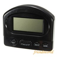 Wholesale Kitchen Timers Cooking Minute Digital LCD Alarm Clock Medication Sport Countdown Calculator timers with Clip Pad