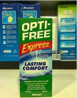 contact solution - Contact Lenses Care Solution Cardboard Pallet Display ml