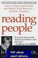 Wholesale Reading People by Jo Ellan Dimitrius