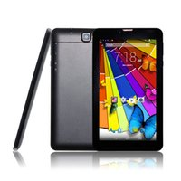 Wholesale 7 Inch MTK8382 Android Quad core G G Tablet pc IPS screen Piex G phone call tablet GPS Bluetooth OTG Phablet