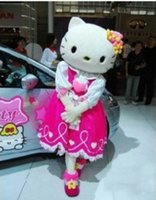 angels cartoon characters - High Quality Adult Size hello Kitty Mascot Costume New Arrival Hello Kitty Cartoon Character Costumes
