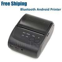 Wholesale High speed mm POS Receipt Paper Thermal Printer USB for Supermarket Bank Restaurant Bar bluetooth receipt printer for android