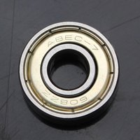 Wholesale 5 ABEC Deep groove ball bearing ZZ X22X7 mm bearing steel ZZ skating bearing A3
