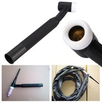 Wholesale Brand New High Quality WP F SR F TIG Welding Torch Head Body Flexible Air Cooled