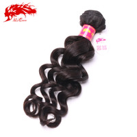 Cheap Natural Color Ali Qeen Hair Best 100g Natural Wave Human Hair Weave