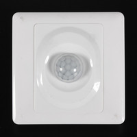 Wholesale Hot sale New Arrival Infrared IR Body Motion Sensor Auto Wall Mount Control Led Light Switch