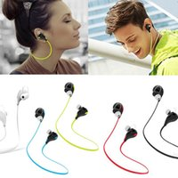 Wholesale Bluetooth Wireless Headset Stereo Headphone Earphone Sport Universal Handfree for IOS and Android