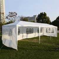 party tent - 10 x30 Party Wedding Outdoor Patio Tent Canopy Heavy duty Gazebo Pavilion