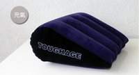 Wholesale Sex Pillow TOUGHAGE magic triangle pillow sexy versatile inflatable cushion toys adult sex furniture sex toys for couples