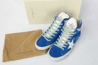 Wholesale NEW LIST GOLDEN GOOSE MEN WOMEN S CLASSIC LEISURE SNEAKERS NEW YORK FASHION SHOES