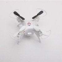 Wholesale Original Drones TK106 Mini RC Drone Helicopter Quadcopter with HD Camera G Channel Axis with retail box toy hot
