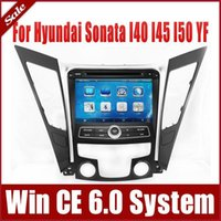 auto audio video - 8 quot Auto Radio GPS Navigation Car DVD Player for Hyundai Sonata with Navigator Bluetooth TV USB AUX Stereo Audio Video