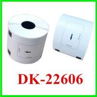 brother printer - DK mm m black on yellow DK label tape compatible brother printer Ribbons Printer Supplies color printer ribbon