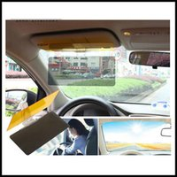 Wholesale Car Sun Visor Goggles For Driver Day And Night Anti dazzle Mirror Anti Glare Goggle Sun Visors Automobile Sun shading Block