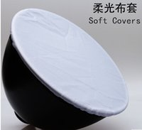 Wholesale 27CM soft studio photography equipment accessories lamp shade photography Covers