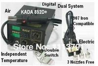 Wholesale new KADA D Rework Welder Station SMD SMT Hot AiR Iron