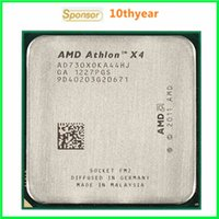 amd athlon quad - X4 X4 X4 X4 K original desktop CPU AMD Athlon II X4 G M FM2 pin Quad Core