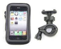 PVC best bike bags - Best Motorcycle Bike Universal Mobile Phone Waterproof Bag Holder for Samsung iPhone6 Plus GPS Smartphone Mount Protective