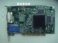 Wholesale Original matrox g450 m pci graphics card dvi vga