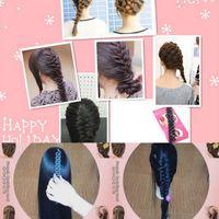 Wholesale Brand New Women DIY Hair Braiding Tools Magic Hair Twist Styling Tools Stylish Hair Products Make you charm hair tools GQT