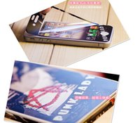 Wholesale Suitable for iPhone5 phone color film protective film Relief fluorescence cartoon mobile phone film Cell Phone Bumpers