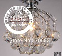 Wholesale best selling new fsahion high quality luxury crystal ceiling chandelier light with Name Brand mm diamater Design OEM