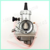 Wholesale Mikuni Carb VM24 mm Carburetor Carby For CRF KLX TTR125 XR Pit Dirt Bikes Motorcycle Motocross Scooter order lt no track