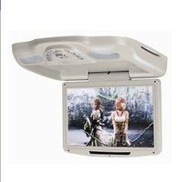 al por mayor el jugador del sd para la televisión-12.1 '' Flip hacia abajo del coche DVD / Monitor con el transmisor USB / SD / IR / FM / inalámbrico juego