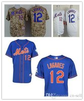 dresses new york - 2015 New Men New York Mets Jerseys Juan Lagares Baseball Jersey Name And Number Stitched Embroidery Shirt Customize Sports Dress