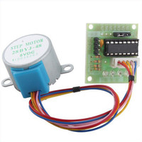 Wholesale High Quality V Stepper Motor Driver BYJ With Drive Test Module Board ULN2003 Line Phase CN