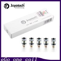 Wholesale Joyetech eGo ONE coil CL CLR Coil ohm Atomizer Head for Ego One Mini Mega Starter Kits