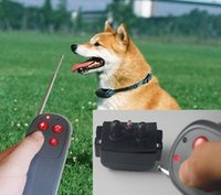 Wholesale 2015 IN Electric Shock Collar CE Dog Remote Pet Training Vibra training collar dogs