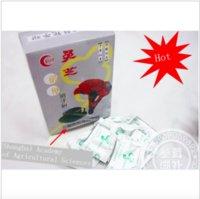 Wholesale Ganoderma Lucidum Lingzhi Reishi Spore Powder bags g per bag