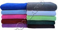 bath sheets - 15PC cmx152 cm Large Microfiber Bath Sheet Beach Towel Microfibre Absorbent Travel Camping Sports Workout