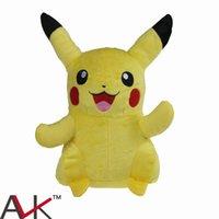 baby laugh lot - 2015 cm quot pc Soft Plush Doll laugh Pikachu Japan Anime Educational Toy Baby Toy