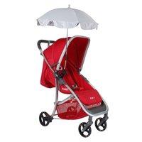 Wholesale Baby stroller umbrella baby car umbrellas hand open mm steel shaft and steel ribs clamp parasol clip children flap