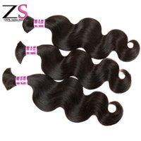 luxy hair - Luxy Hair Products Brazilian Virgin Hair Bulk Hair For Braiding Body Wave Human Hair For Braiding Bulk Brazilian Body Wave inches