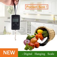 Wholesale On sale Brand new digital scale g Kg Pocket Portable Electronic Digital Hanging Household Scales Fishing Hook Scale