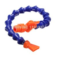 Wholesale High Quality And Best Price Flat Nozzle Flexible Water Oil Coolant Pipe Hose For Lathe CNC With Switch