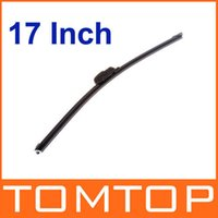 Wholesale Universal Soft Frameless Car Windshield Wiper Blade Inch dropshipping