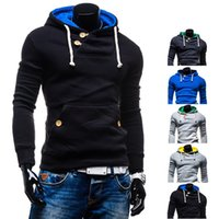 design new tracksuits - 2015 new fashionable slim men hoodies Tracksuit Fashion Design